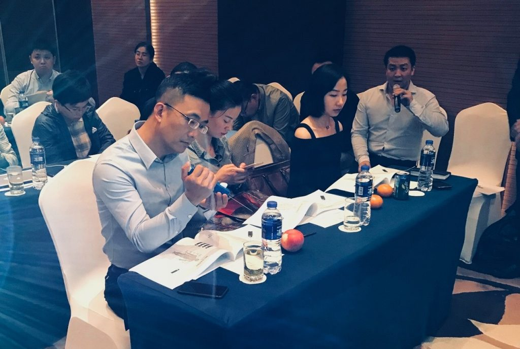 BiopC® product training with Scalpel Medical in Wuhan, China