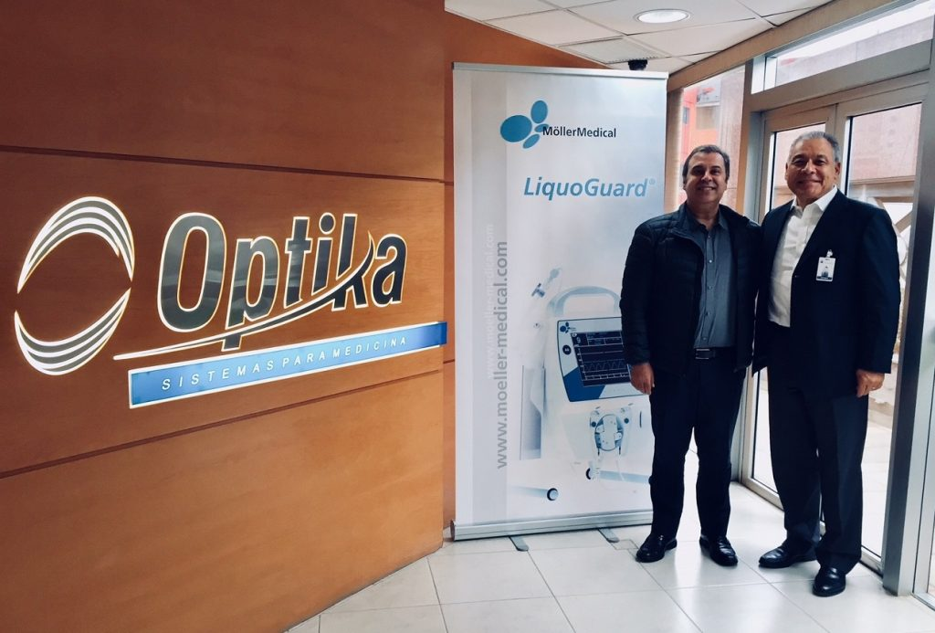 Congratulations to Optika for LiquoGuard 7 approval by ANVISA, Brazil